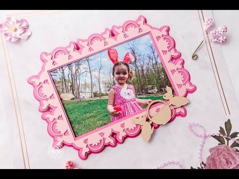 Free Video Tutorial On How To Assemble Diy Baby Frame Kit To