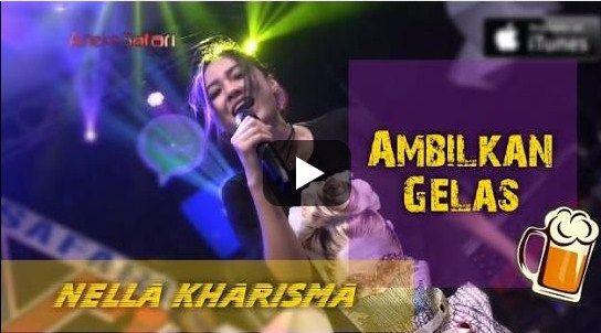 Blog Dangdut Indonesia Nella Kharisma Dengan Gambar Lagu