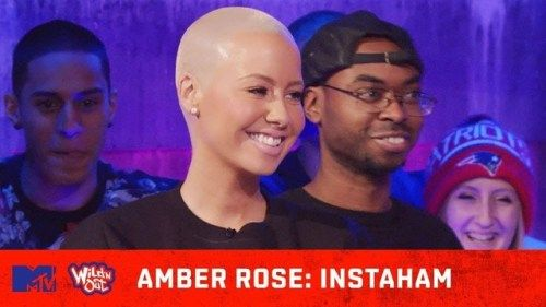 Amber Rose Goes Off On The Gram Wild N Out Instaham They Say A Picture Is Worth A Thousand Words So Amber Rose