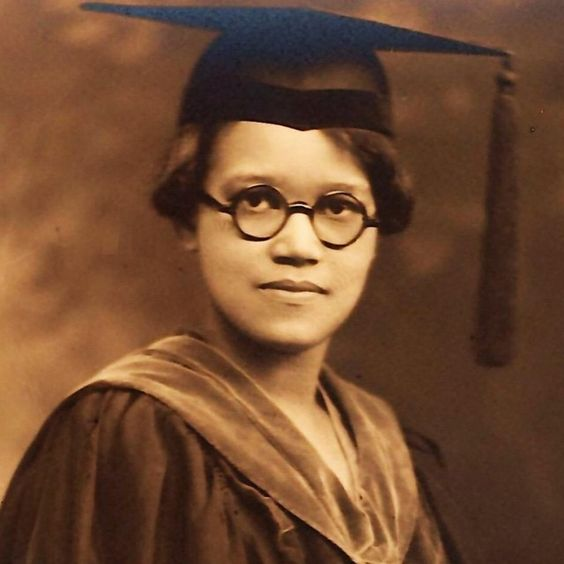 Ebony 6 hrs ·  Sadie Tanner Mossell Alexander was the first Black woman in the US to be awarded a PhD, and the first woman to be awarded her law degree from the University of Pennsylvania (@PennLaw). She also served as the first President of Delta Sigma Theta Sorority, Incorporated. #EbonyBHM