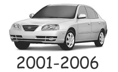 Hyundai Elantra 2001 2002 2003 2004 2005 2006 Workshop Service Repair Manual Hyundai Elantra Hyundai Elantra