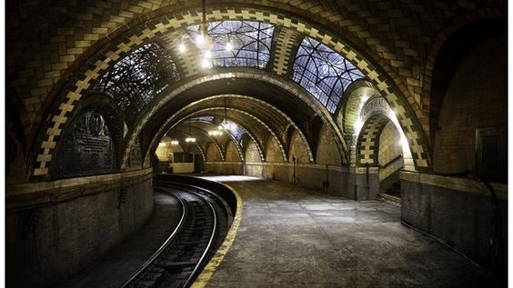 New York's Secret City Hall Subway Stop