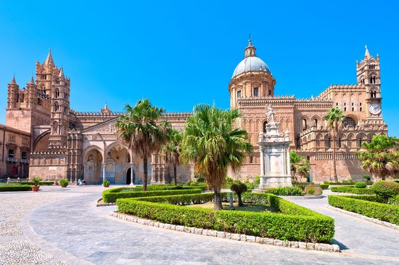 Cathedral of Palermo, Sicily   |   Amazing Photography Of Cities and Famous Landmarks From Around The World