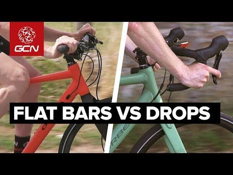 As A Beginner It Can Be Difficult To Know Which Is The Best Bike For You Should You Choose Drop Or Flat Handlebars James And Ollie Are On Hand To Help You