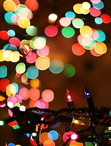Picture It: Twinkle Lights