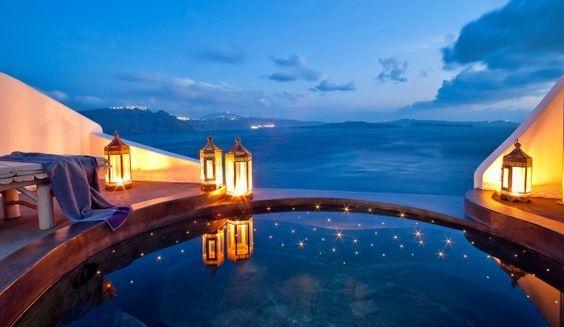 Adronis Luxury Suites - Santorini, Greece