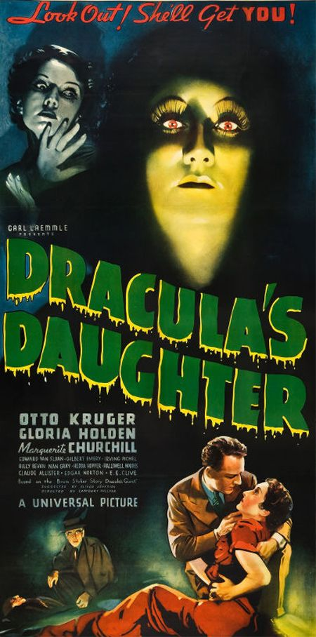 Dracula's Daughter (1936)