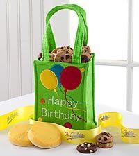 Mrs. Fields Happy Birthday Tote