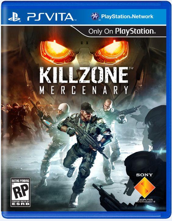 Killzone: Mercenary --> Ready to play!