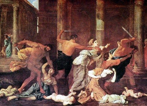 Prayers, Quips ane Quotes:  The Holy Innocents, Feast Day December 28: