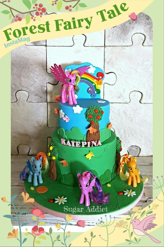 #mylittlepony cake