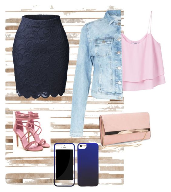 """""""Wood chic"""" by mariaber ❤ liked on Polyvore featuring Loloi Rugs, LE3NO, MANGO and New Look"""