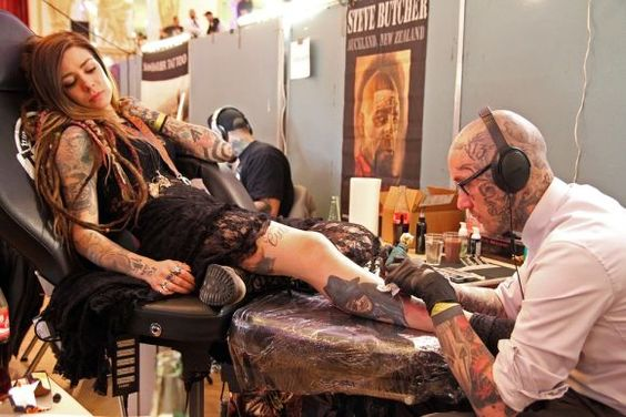 Tatuagens mais escolhidas pelas mulheres