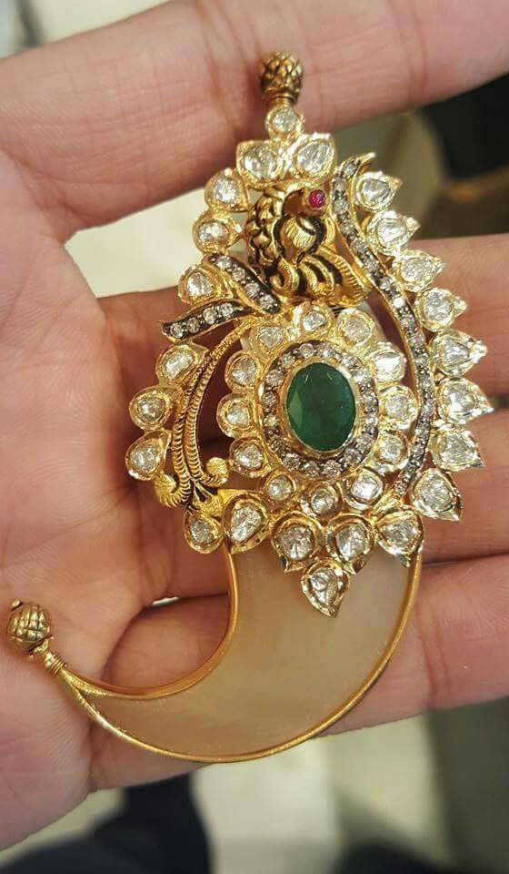 Pin by divya susarla on Gold jewelry | Pinterest | Indian jewelry ...
