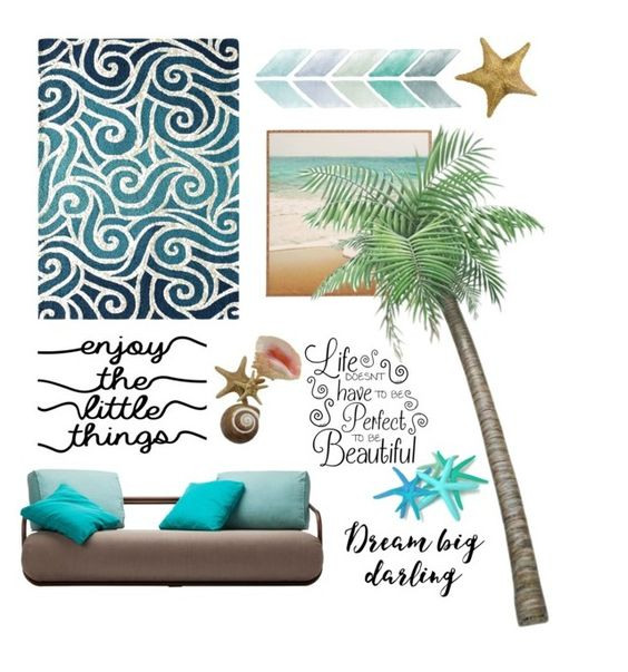 """""""An Underwater home...#colourfulrugs"""" by fashiongrayson ❤ liked on Polyvore featuring interior, interiors, interior design, home, home decor, interior decorating, Natco and colorfulrugs"""