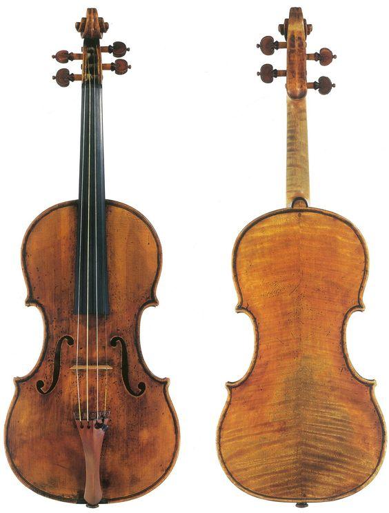 The 'Heifetz, David' #Guarneri 'del Gesù' #violin of 1740 was owned by…