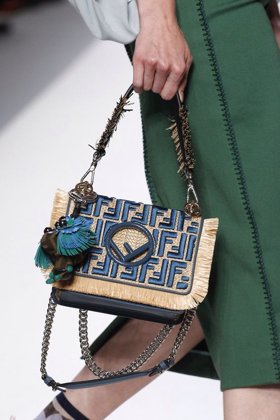 Fendi Spring 2018 Ready-to-Wear Fashion Show