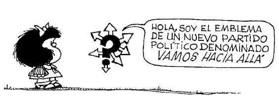 #humor #Mafalda #Ocurrente #Politica