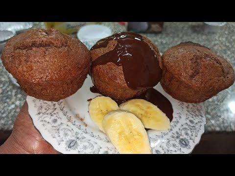 كاب كيك شيكلاته دايت للرجيم ومرضي السكر والله يسلم عليهم٠٠ Youtube Food Breakfast Muffin