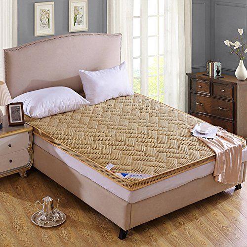 Gdtfdvsdh Mattress Bed Mattress Student Dormitory Curtain Tatami