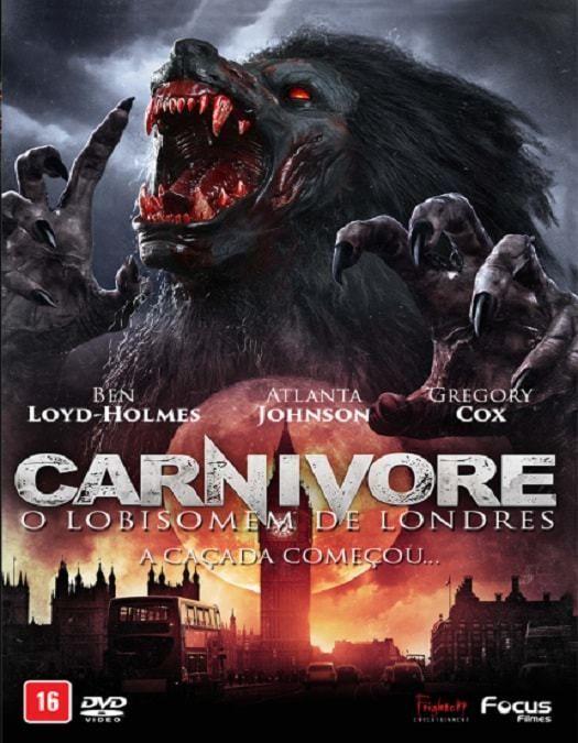 Carnivore O Lobisomem De Londres Dublado 2018 Lobisomem O Lobisomem Filme Filmes Hd