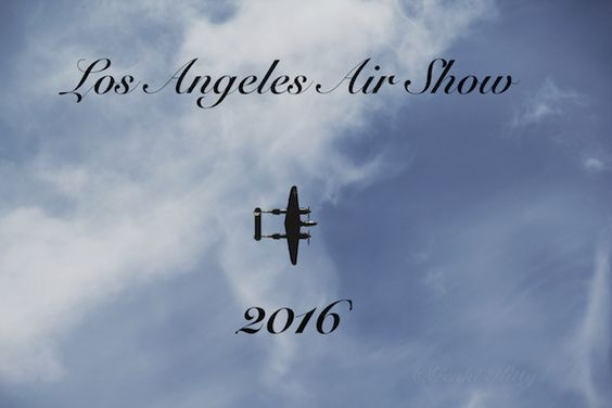 LA County Air Show 2016