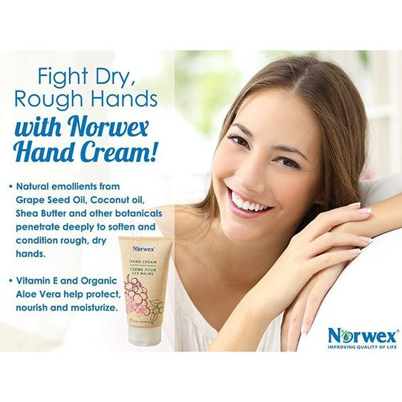 Keep hands silky smooth for summer with the Norwex Hand Cream tat keeps your skin nourished with natural emollients from Grape Seed Oil, Coconut Oil, Shea Butter and other botanicals!