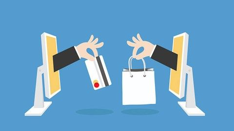Udemy 100 Off Dropshipping On Ebay Arabic دورة ايباي دروب شيبينج كورس تعلم الدروب شيبينج على Ecommerce Email Marketing Template Internet Marketing Company