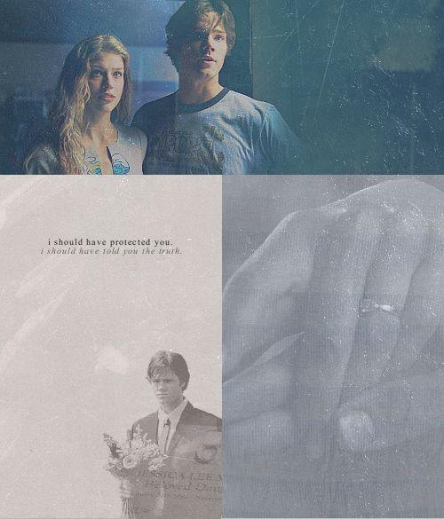 Sam/Jess ..fate love