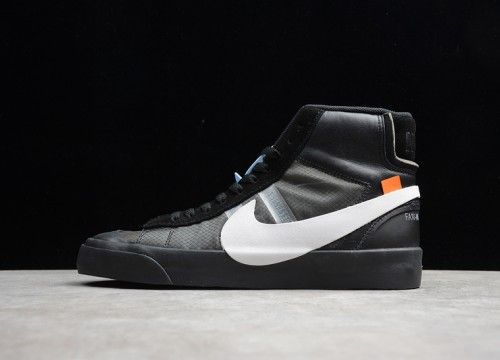 Nike Off White x Blazer Mid Grim Reapers AA3832 001 | Off