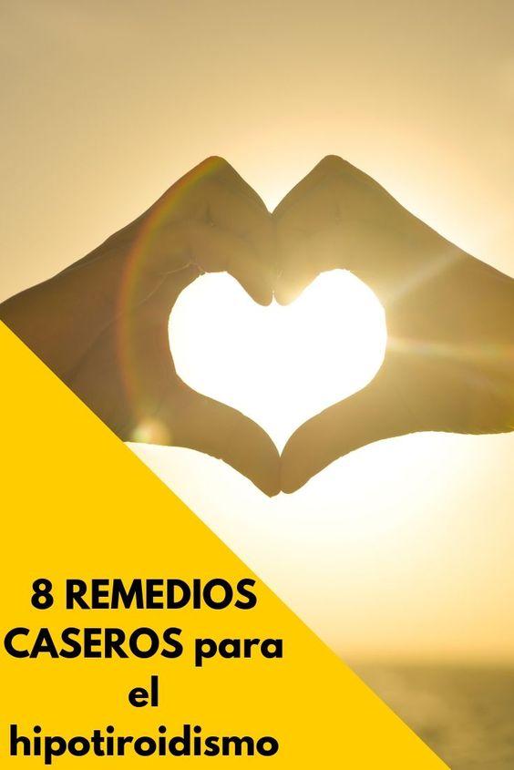 8 remedios caseros para el hipotiroidismo