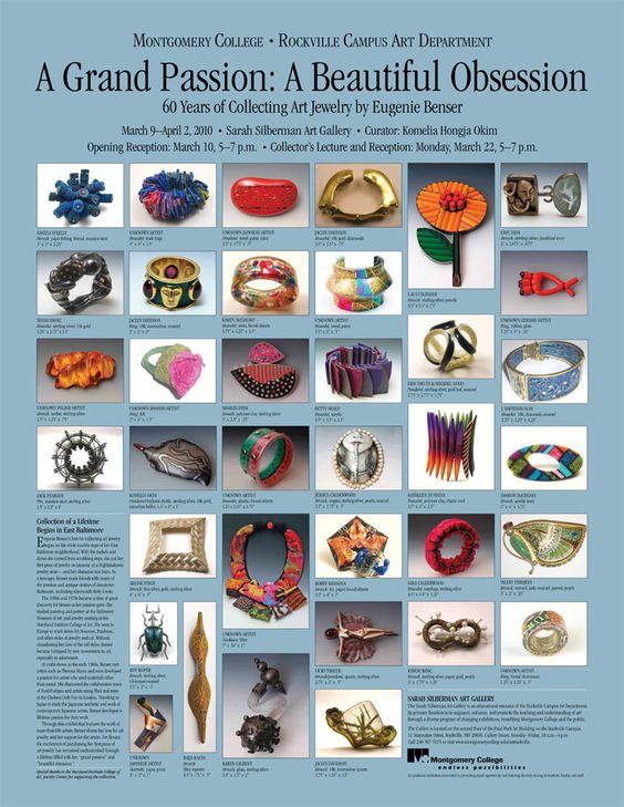 Jewelry - making it, wearing it
