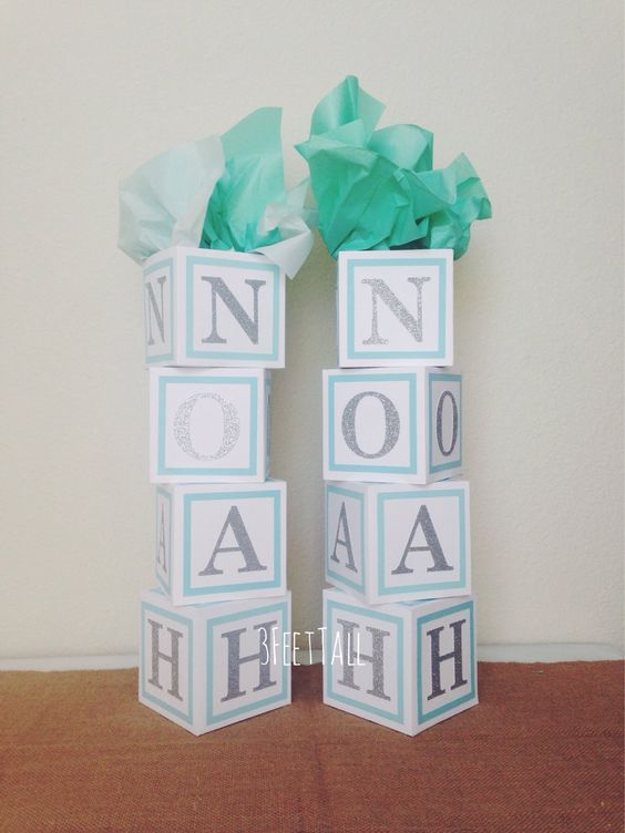 showers alphabet baby showers alphabet blocks decoration places