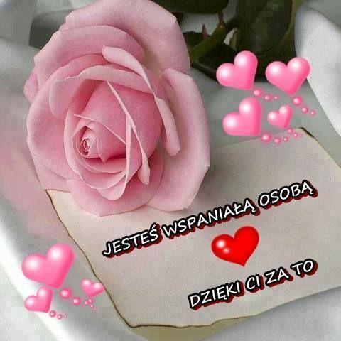 Jestes Wspaniala Osoba Dzieki Ci Za To Wreath Crafts Beautiful Roses Crafts