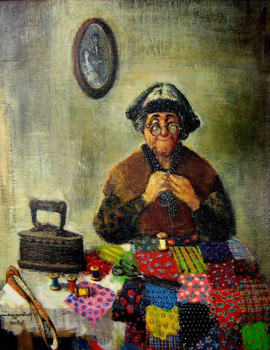 """Lado Tevdoradze was born in  1957  on Septemebr 16.    In 1974-1977 and 1979-85 he graduated  The  Toidze Art..."