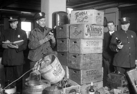 Prohibition 1920-1933