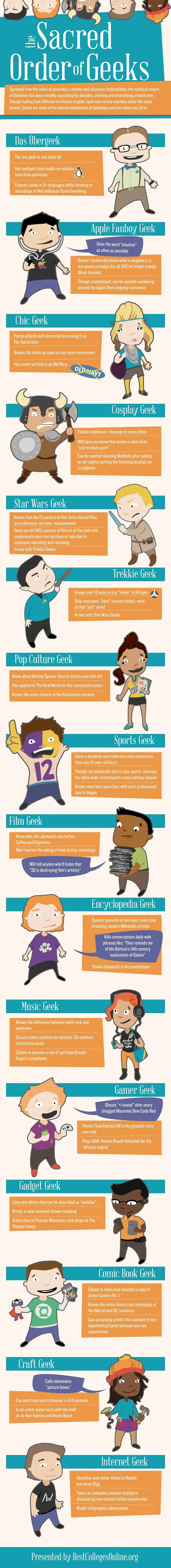 Geek Infographic