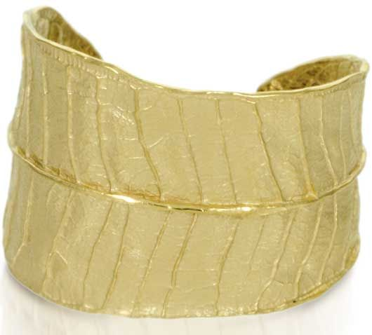 gold cuffs always stay in season