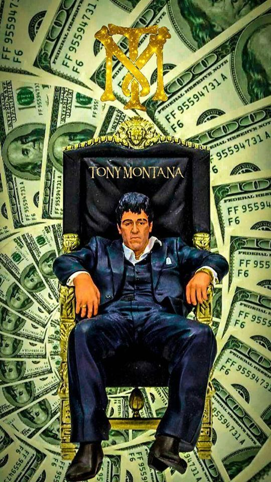 Iphonewallpaper Androidwallpaper Tony Montana Iphone Wallpaper Wallpaper