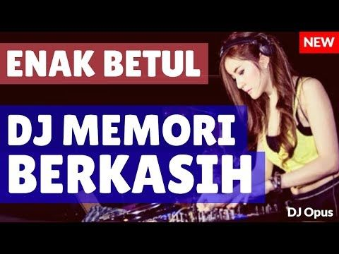 Download Musik Dj Opus Memori Berkasih Remix Terbaru Original 2019