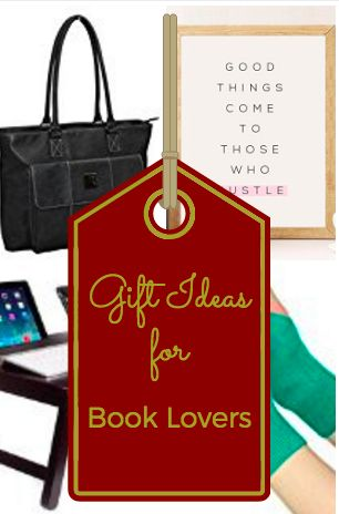 Books and Chardonnay is happy to, once again, suggest thoughtful holiday gifts for book lovers.