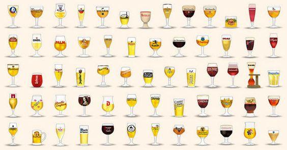 Des brasseurs belges lancent des émoticônes pour la bière!