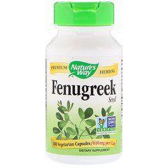 بذور الحلبة اي هيرب أفضل 4 أنواع مكملات بذور الحلبة من اي هيرب مشترياتي من اي هيرب Fenugreek Seeds Fenugreek Vegetarian Health