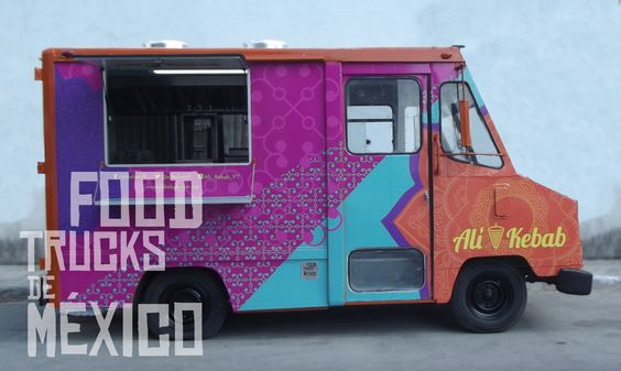 Equipo De Linea Refrigerador Imbera Ali Kebab Food Trucks Mexico