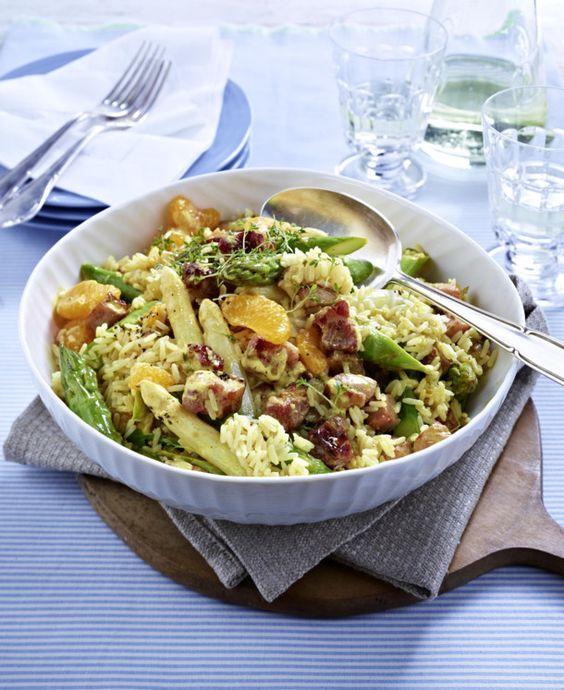 Unser beliebtes Rezept für Spargel-Kasseler-Salat und mehr als 55.000 weitere kostenlose Rezepte auf LECKER.de.