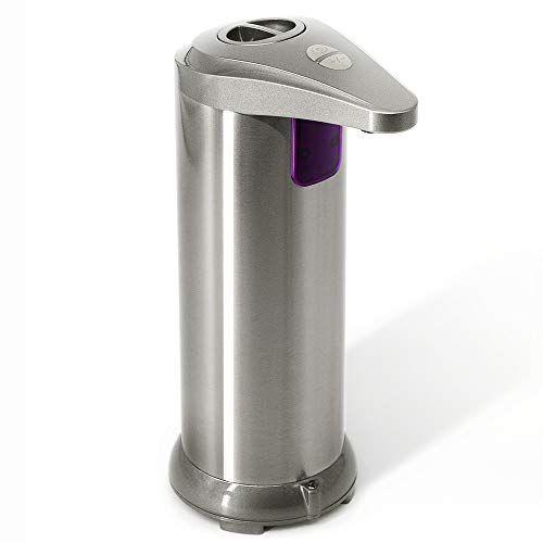 Automatic Soap Dispenser Kitchen Touchless Handsfree IR Sensor Soap Dispenser/_
