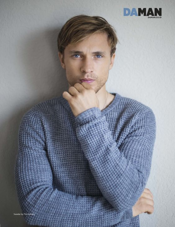 Great article... ONLINE FEATURE DA MAN William Moseley January 2015