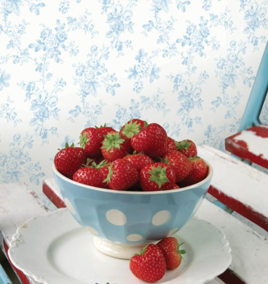 The wallpaper and a strawberry please. :)
