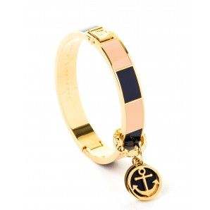 Spartina Swing Charm Hinged Bangle #wrapsodiesgifts.com