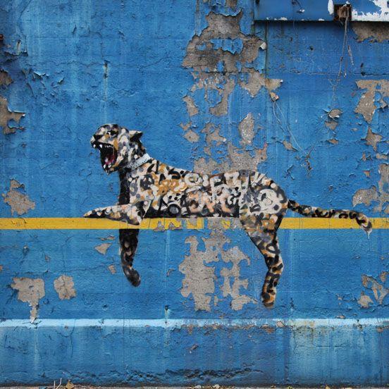 Banksy in NY October 2013